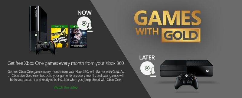 xbox live gold benefits