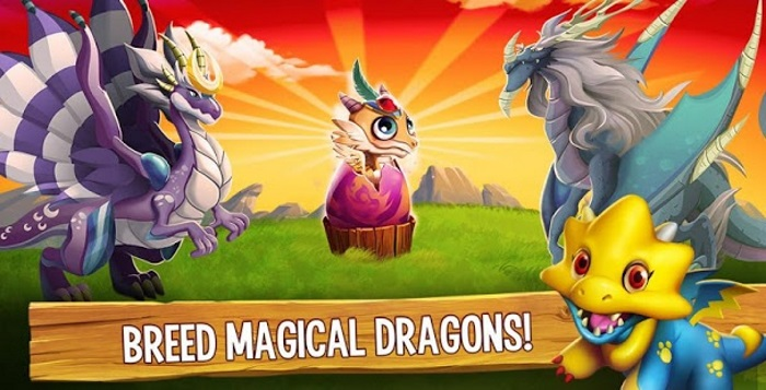 magical-dragons