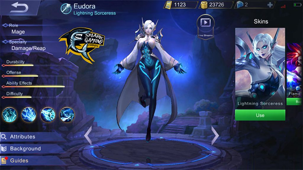Mobile Legends Mage