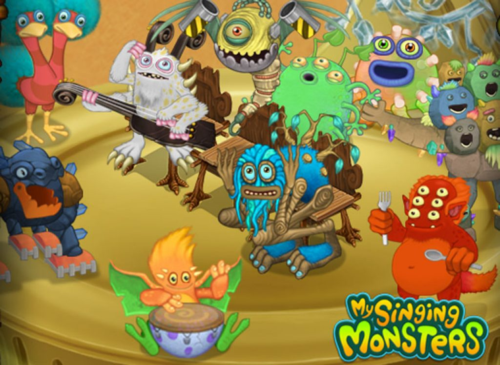 My Singing Monsters- about the game