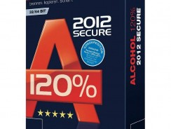 Alcohol 120% 5.0 free download with Genuine Serial key FREEBIES