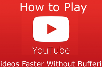 How to watch YouTube Videos without Buffering?