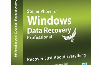 Stellar Phoenix Windows Data Recovery Pro 5 Free Download with Key FREEBIES