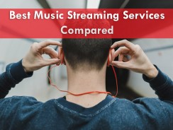 Best Music Streaming Services Compared