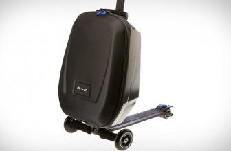 It's a Suitcase. No, it's a Scooter. No, Wait! What is it?